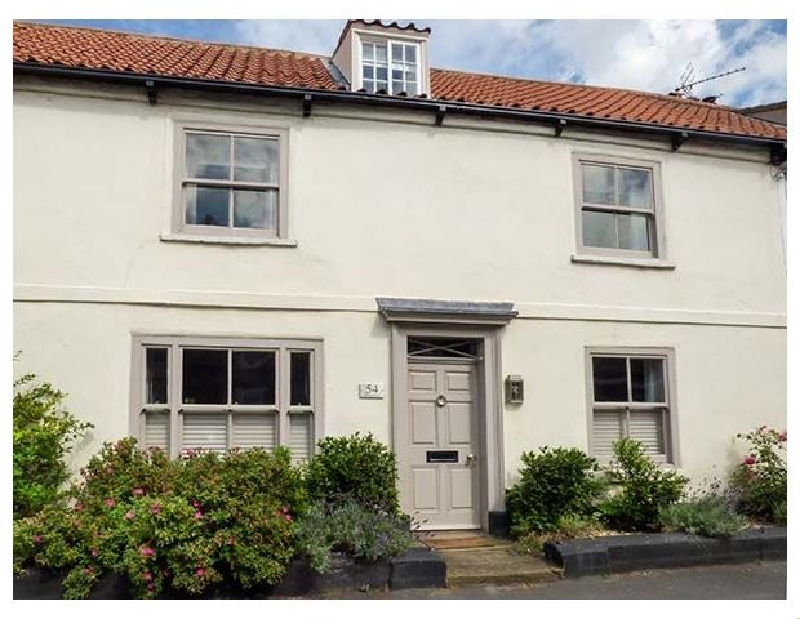 Lincolnshire Cottage Holidays - Click here for more about 54 Bridge Street