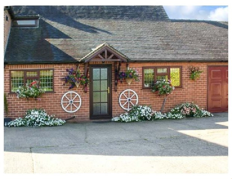 Staffordshire Cottage Holidays - Click here for more about Westwing