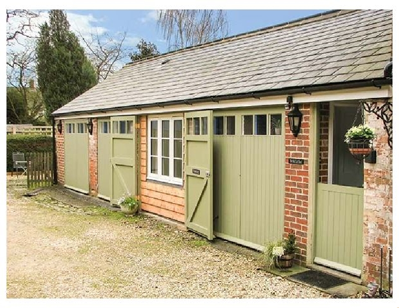 Wiltshire Cottage Holidays - Click here for more about Old Cart Shed