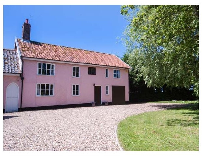 Suffolk Cottage Holidays - Click here for more about St Michael's Cottage