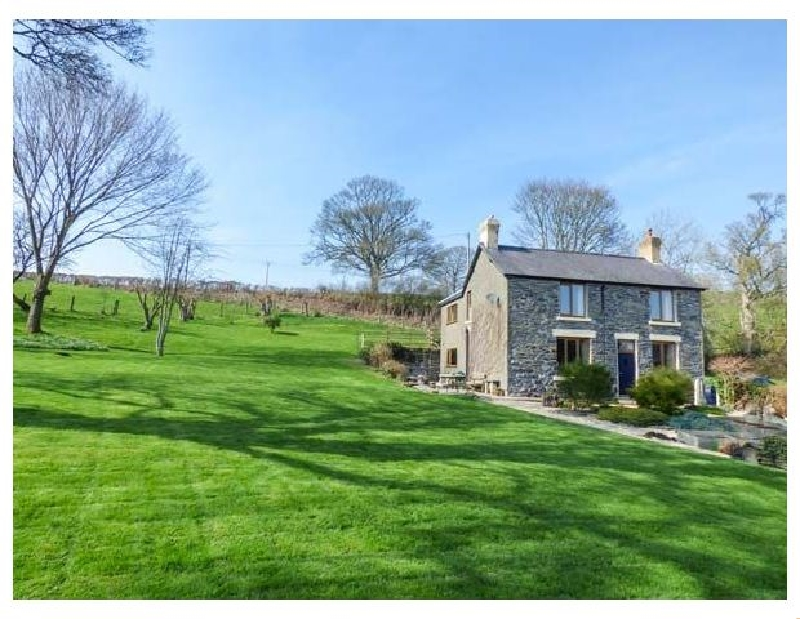 Denbighshire Cottage Holidays - Click here for more about Groes Lwyd