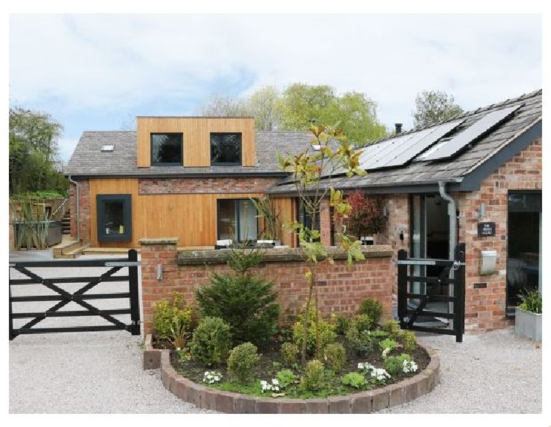 Cheshire Cottage Holidays - Click here for more about The Green House