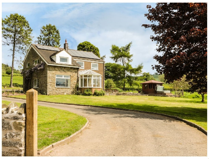 Shropshire Cottage Holidays - Click here for more about Bicton Lea