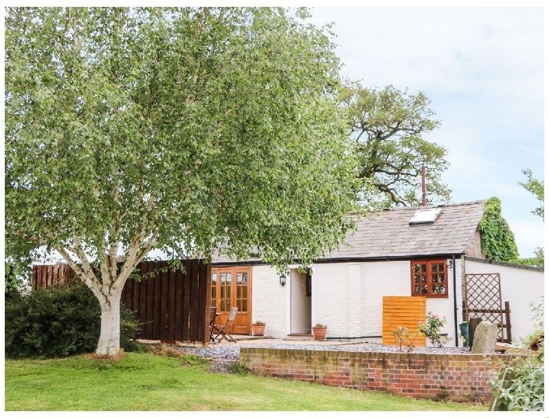 Cheshire Cottage Holidays - Click here for more about Cheshire Cheese Cottage