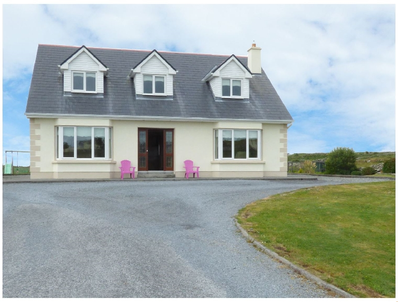 Galway Cottage Holidays - Click here for more about Folan Cottage