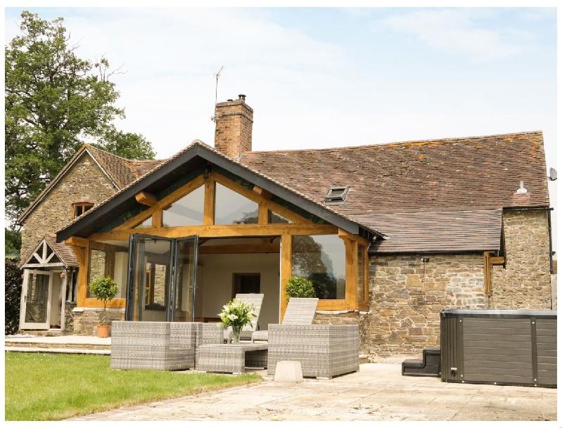English Cottage Holidays - The Old Farmhouse