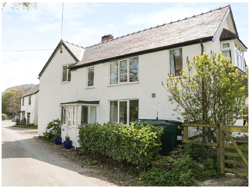 Denbighshire Cottage Holidays - Click here for more about Minffordd