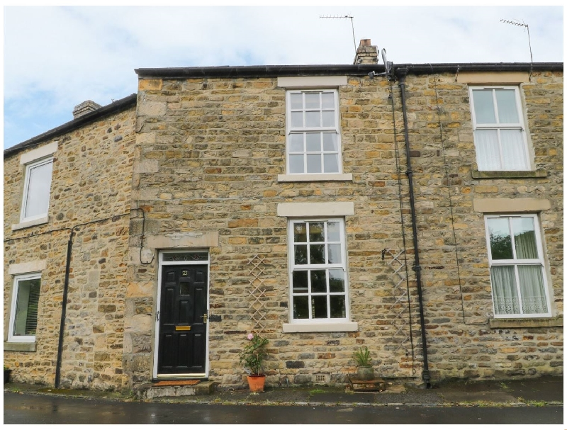 County Durham Cottage Holidays - Click here for more about Whitfield Cottage (21 Silver Street)