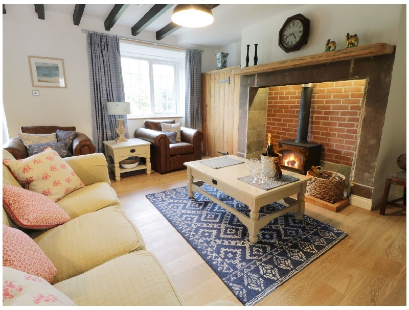 Northumberland Cottage Holidays - Click here for more about Fiddlers Cottage