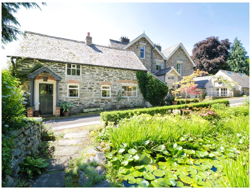 Denbighshire Cottage Holidays - Click here for more about Aber Clwyd Manor