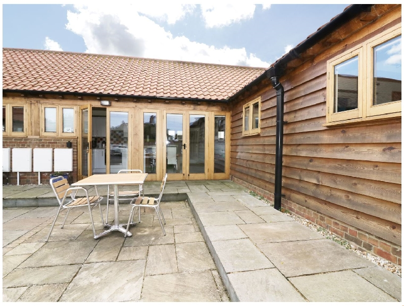 Norfolk Cottage Holidays - Click here for more about 5c Hideways