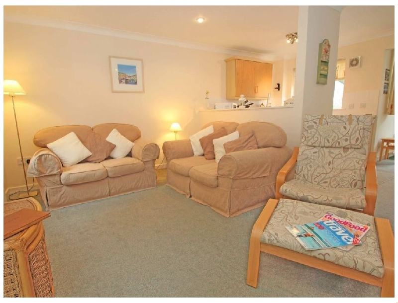 Cornwall Cottage Holidays - Click here for more about Hedgehog Cottage