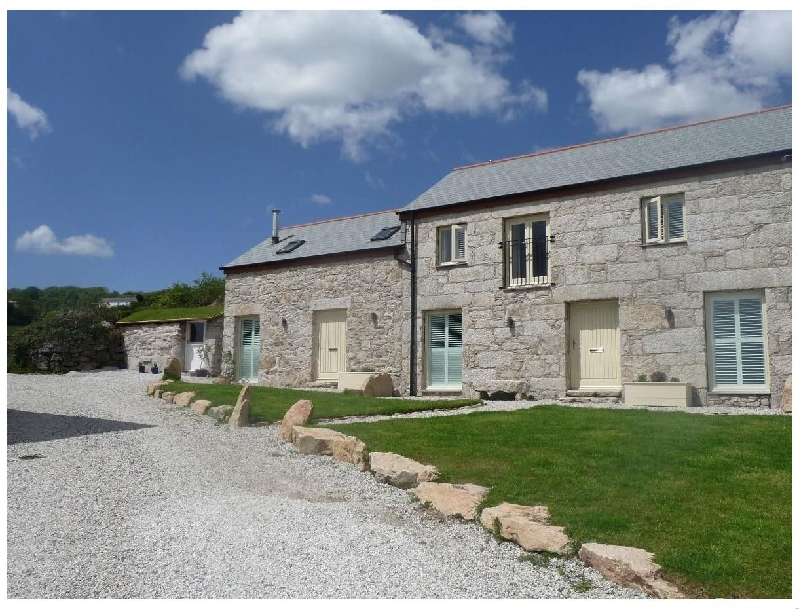 Cornwall Cottage Holidays - Click here for more about Black Rock