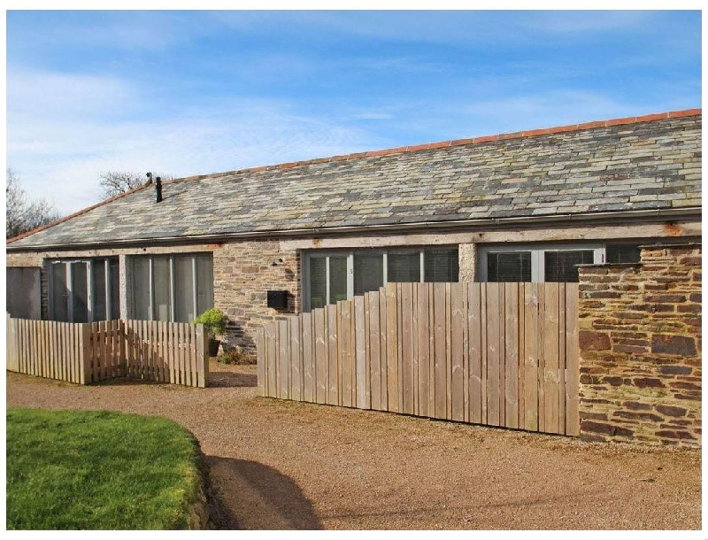 Cornwall Cottage Holidays - Click here for more about The Old Dairy
