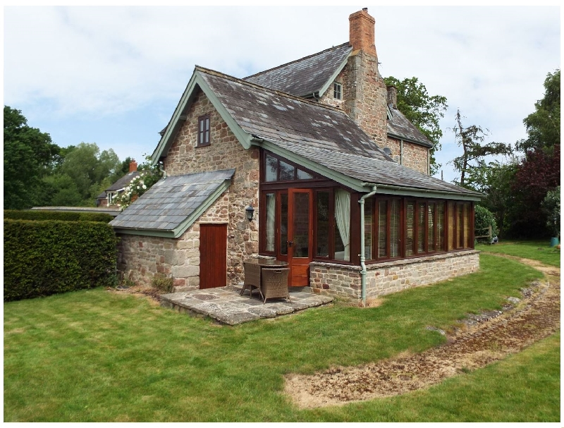 Herefordshire Cottage Holidays - Click here for more about The Granary
