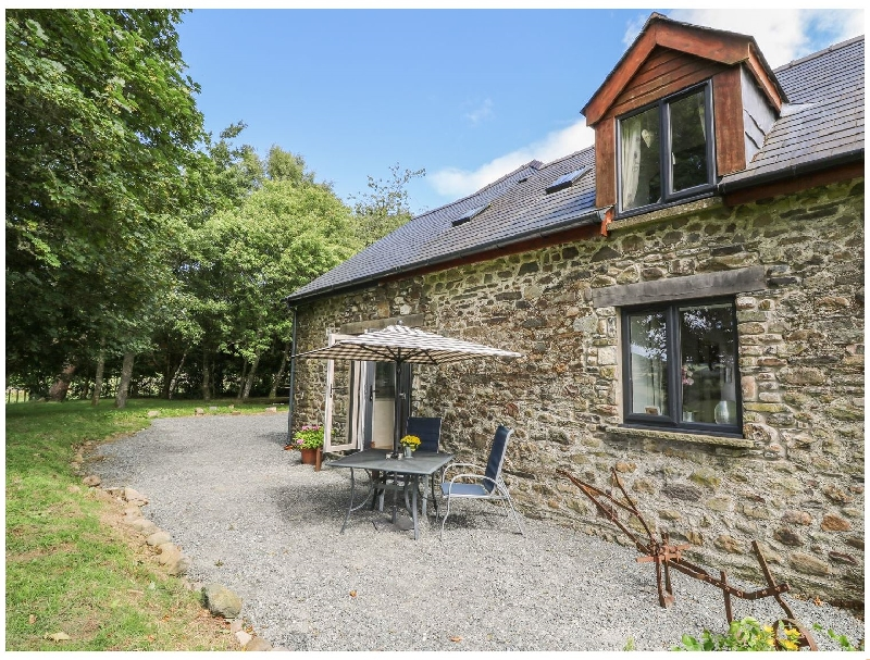 Powys Cottage Holidays - Click here for more about Tawelfan