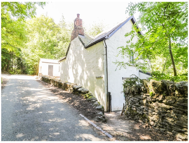Denbighshire Cottage Holidays - Click here for more about Tan Y Bedw Ucha