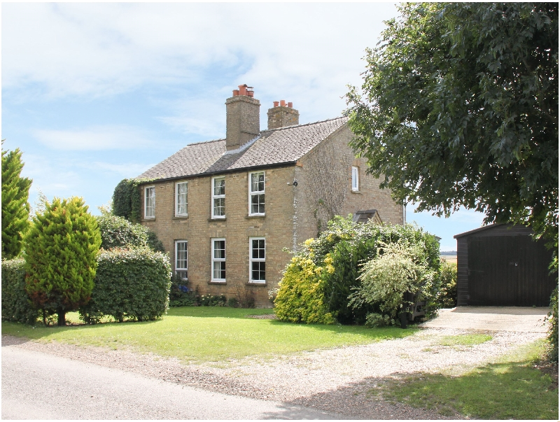 Cambridgeshire Cottage Holidays - Click here for more about Hawthorn Cottage