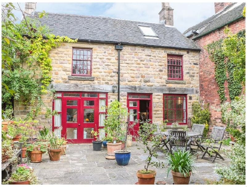 Derbyshire Cottage Holidays - Click here for more about The Angel Forge
