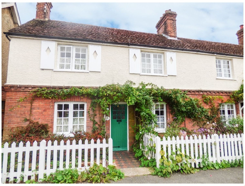 West Sussex Cottage Holidays - Click here for more about Rose Cottage