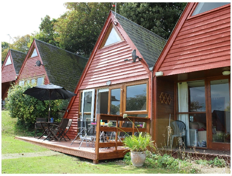 Kent Cottage Holidays - Click here for more about 132 Pebble Beach
