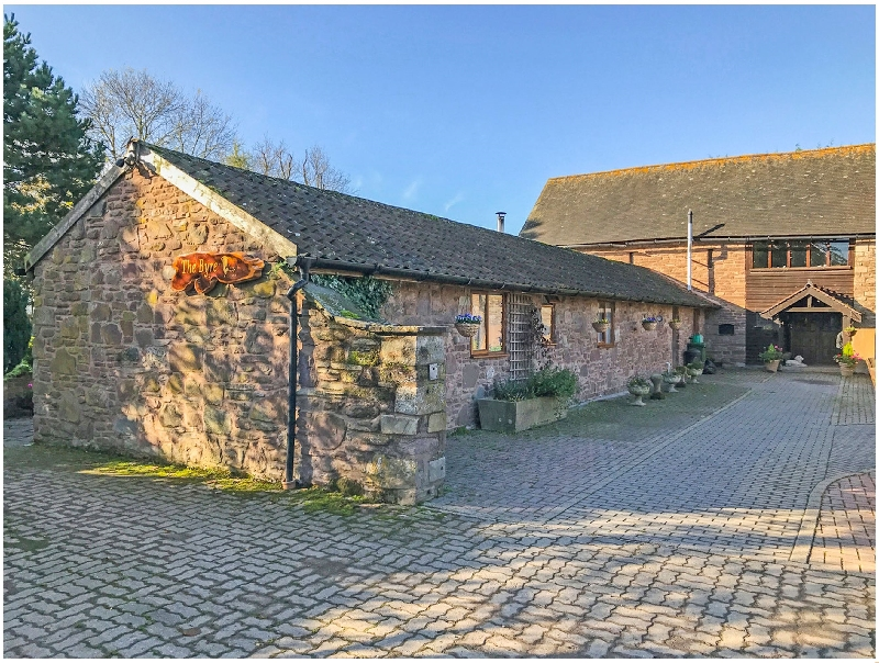 Herefordshire Cottage Holidays - Click here for more about The Byre