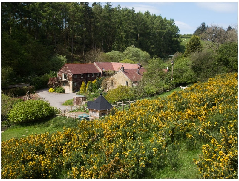 Shropshire Cottage Holidays - Click here for more about Corfton Cottage