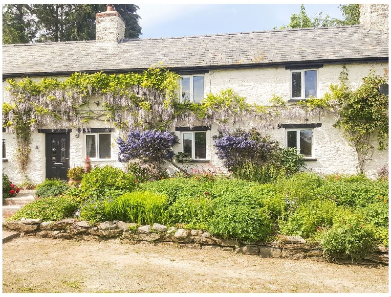Powys Cottage Holidays - Click here for more about Rhydygaled