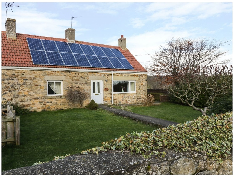 County Durham Cottage Holidays - Click here for more about Barforth Hall Dairy