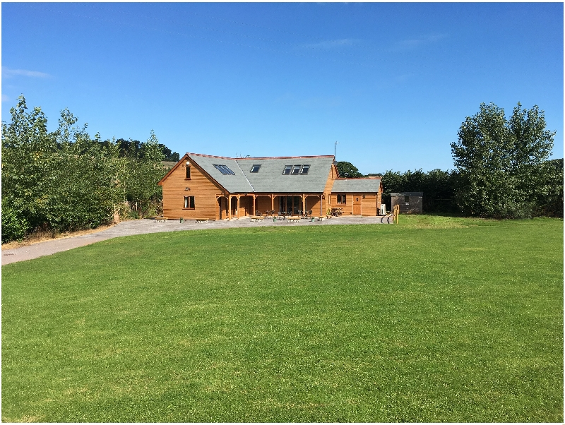 Somerset Cottage Holidays - Click here for more about Riverside Lodge
