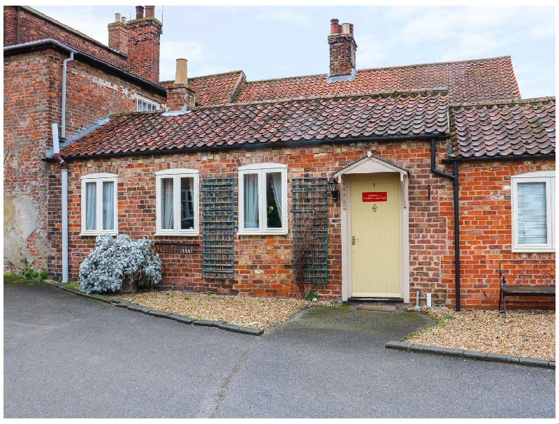 Lincolnshire Cottage Holidays - Click here for more about Doorbell Cottage