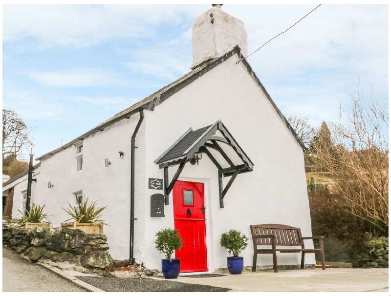 Denbighshire Cottage Holidays - Click here for more about Tyn Y Berth
