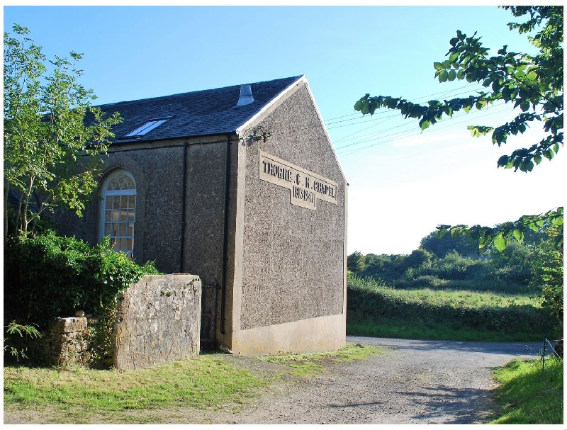 Click here for more about Thorne Chapel