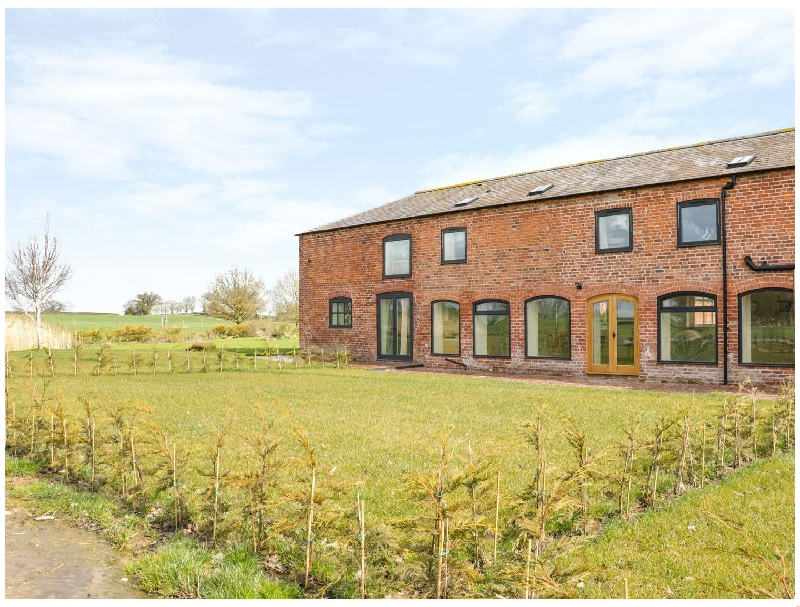 Shropshire Cottage Holidays - Click here for more about Spinney View