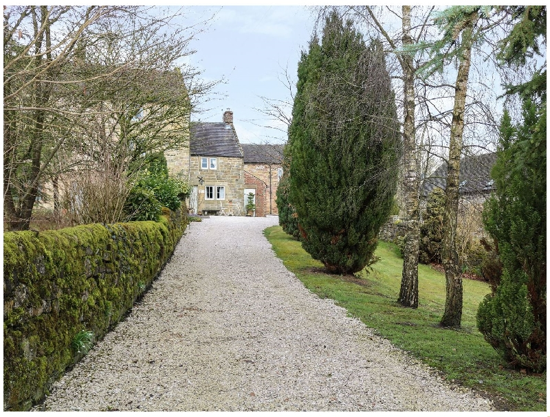 Derbyshire Cottage Holidays - Click here for more about Green Farm Cottage