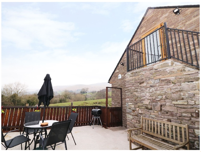 Powys Cottage Holidays - Click here for more about Haulfryn