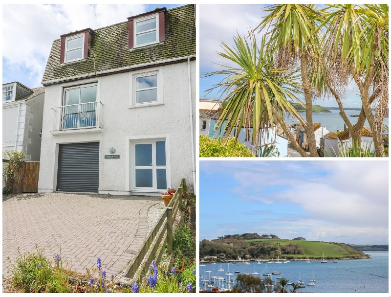 Cornwall Cottage Holidays - Click here for more about Corder View