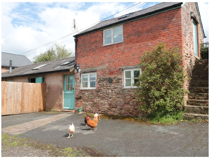Monmouthshire Cottage Holidays - Click here for more about The Granary