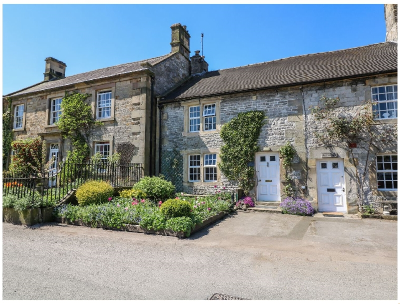 Staffordshire Cottage Holidays - Click here for more about Ivy Cottage