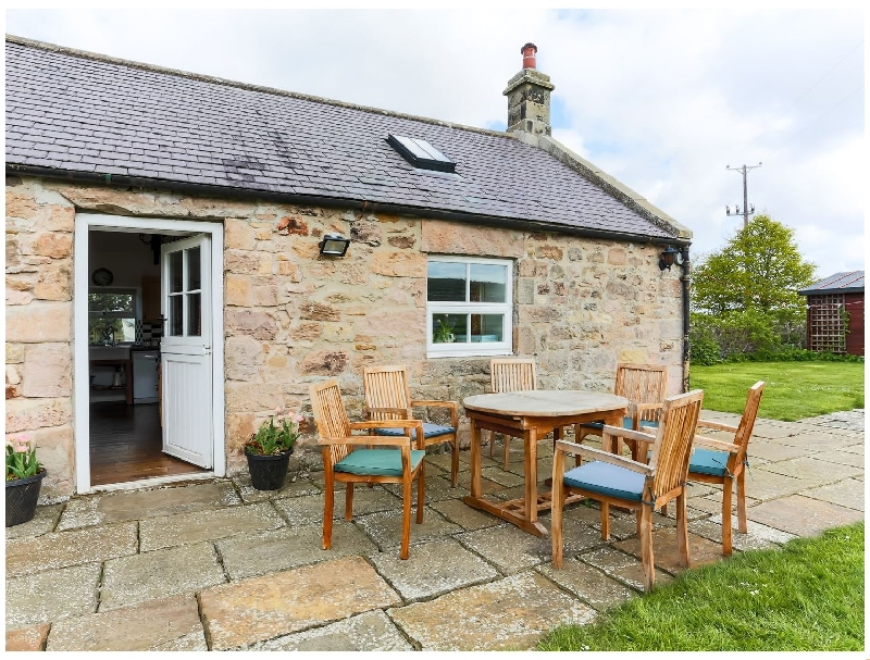 Northumberland Cottage Holidays - Click here for more about The Reading Rooms