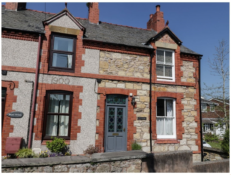 Denbighshire Cottage Holidays - Click here for more about Preswylfa