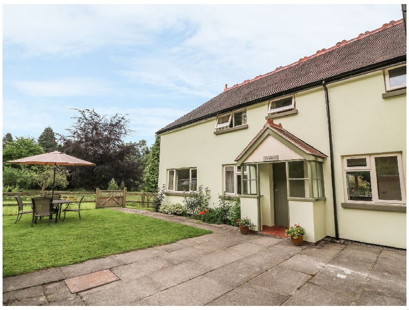 Powys Cottage Holidays - Click here for more about Gardener's Cottage