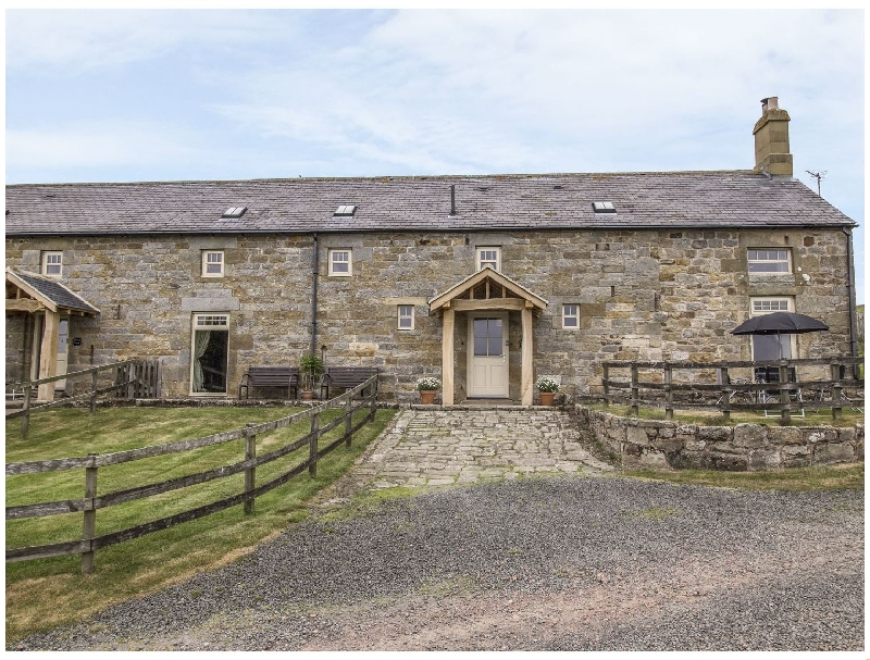 Northumberland Cottage Holidays - Click here for more about Merryview