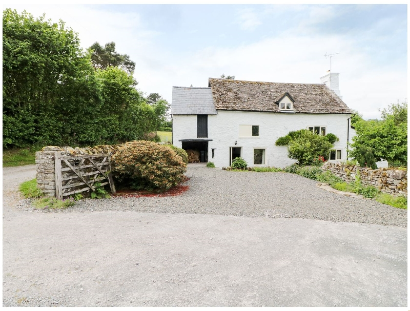 Herefordshire Cottage Holidays - Click here for more about Park Style Mill