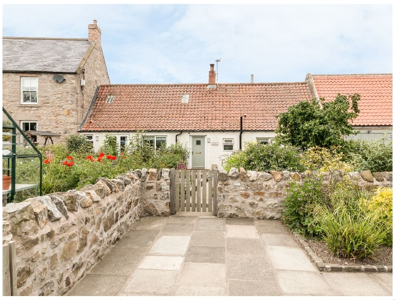 Northumberland Cottage Holidays - Click here for more about Rose Cottage
