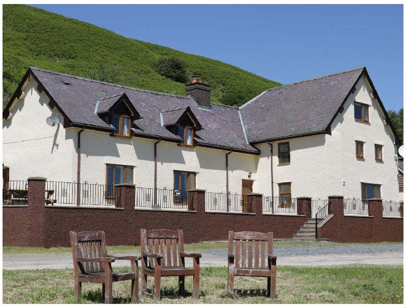 Powys Cottage Holidays - Click here for more about Maesgwyn