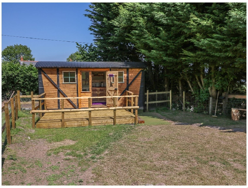 Monmouthshire Cottage Holidays - Click here for more about Railway Carriage