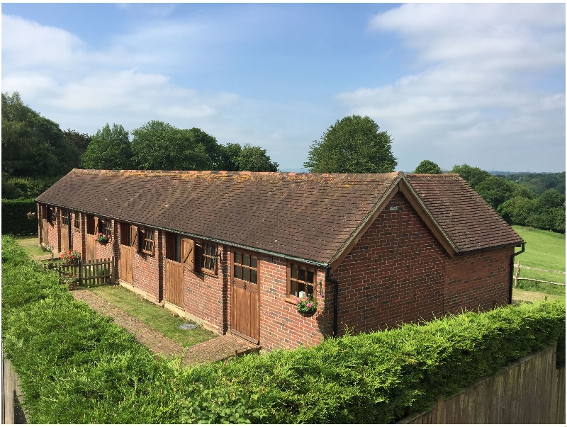 East Sussex Cottage Holidays - Click here for more about The Racing Stables