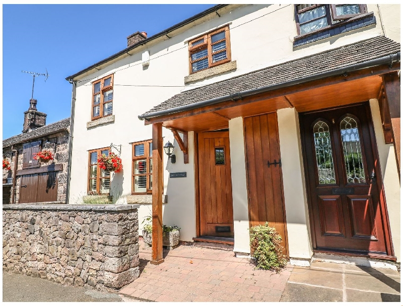 Staffordshire Cottage Holidays - Click here for more about Jasmine Cottage