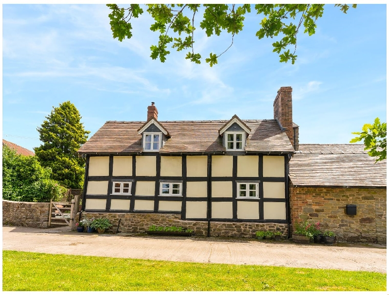 Shropshire Cottage Holidays - Click here for more about Stone House
